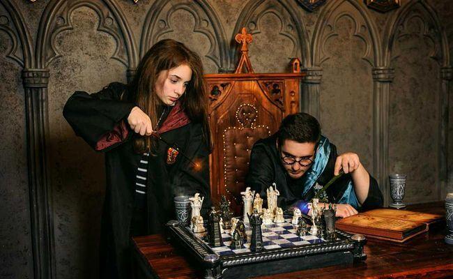 Умные игры квесты Одесса