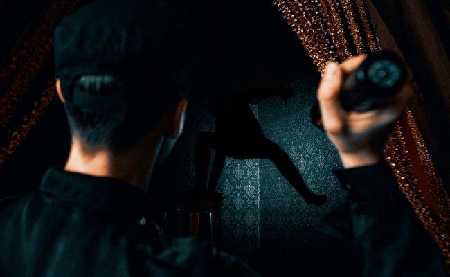 Экшн игра Прятки в темноте Одесса