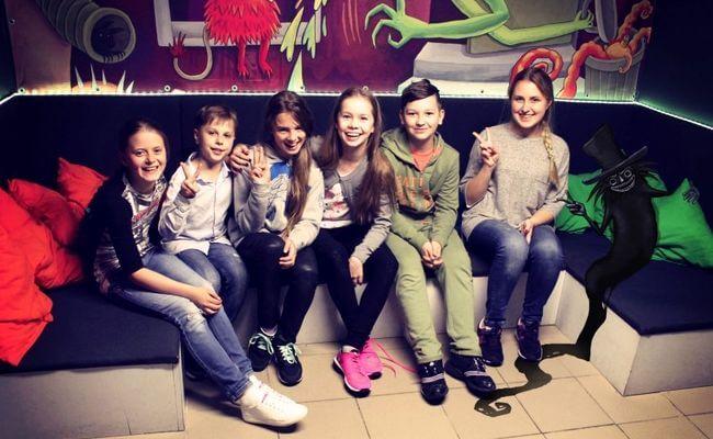 Детские квесты Одесса
