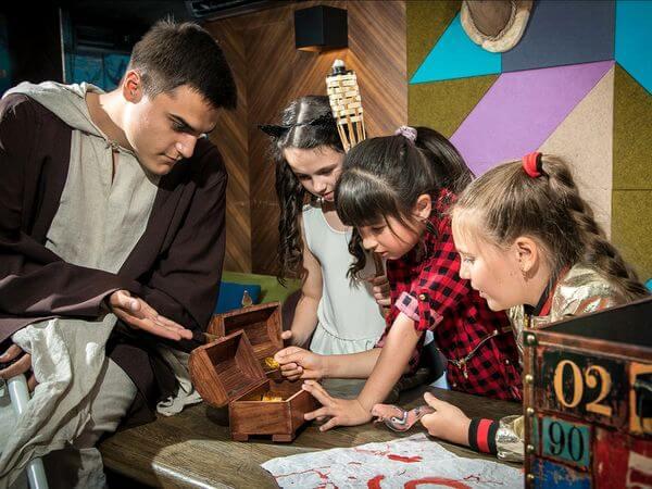 Заказать квест для школьников Одесса