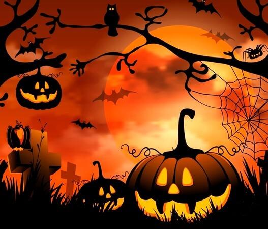 Квест на Хэллоуин для взрослых Одесса